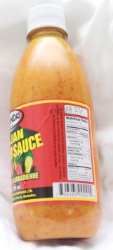 Best Pepper sauce on the island of Barbados